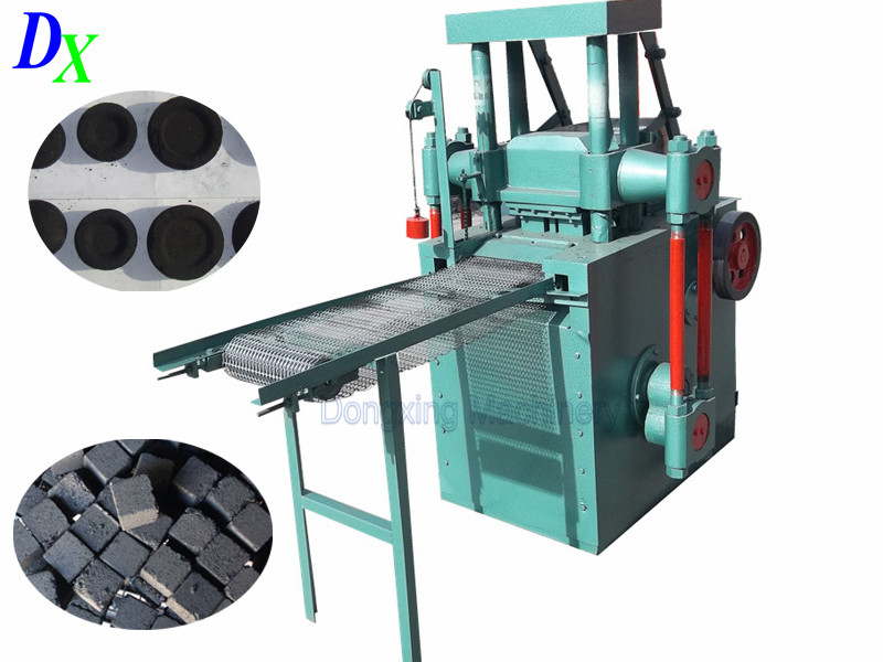 shisha briquette making machine